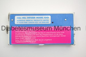Mill Hill Infuser, Vorderansicht